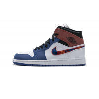 "Air Jordan 1 Mid SE ""Multi-Color Swoosh"" 852542-146"