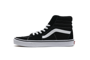 """Vans Sk8-Hi Top Unisex  """"Black White"""" VN000D51B8C"""