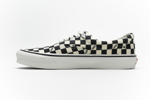 VANS VAULT OG ERA LX Checkerboard Black  OG Era LX