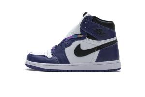 """Air Jordan 1 High OG """"Court Purple 555088-500"""